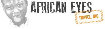 African Eyes Travel Logo